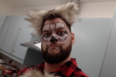 Rotbasecapchen und der gute Wolf
